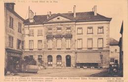 71 - MARCIGNY / GRAND HOTEL DE LA PAIX - ANC. HOTEL DE LA PRIEURE DES BENEDICTINES - France