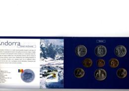 ANDORRA BU SET 2002 - Andorra