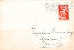NETHERLANDS - LETTER 1948 AMSTERDAM - S'GRAVENHAGE / AS13 - 1891-1948 (Wilhelmine)