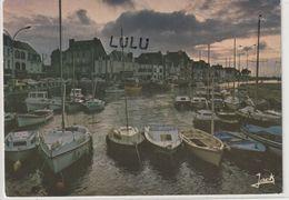 DEPT 44 : édit. Jack : Le Croisic Le Port A La Tombée Du Jour - Le Croisic