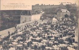 71 - CHAROLLES / LA FOIRE - Charolles