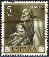 Spain 1963 - Mi 1392 - YT 1169 ( Painting By José De Ribeira : San Pedro ) - 1931-Heute: 2. Rep. - ... Juan Carlos I