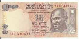 INDE 10 RUPEES UNC - India