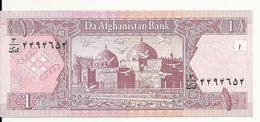 AFGHANISTAN 1 AFGHANI 2002 AUNC P 64 - Afghanistan