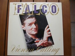 Falco – Vienna Calling - 1985 - 45 Rpm - Maxi-Single