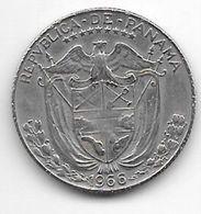 *panama  1/4  Balboa  1966  Km 11a Vf+ - Panama