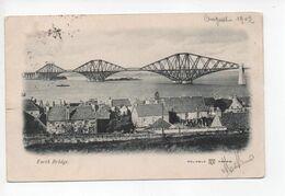 Forth  Bridge    -  Posted  1902 - Midlothian/ Edinburgh