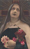 CPA   Sainte Thérèse De L'enfant Jésus   BONNE SOEUR - Saints