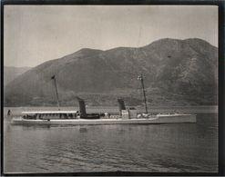 ! Altes Foto, Photo, Dampfer, Deutsche Marine - Piroscafi