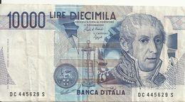 ITALIE 10000 LIRE D.1984 VF P 112 B - [ 2] 1946-… Republik