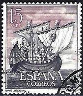 Spain 1964 - Mi 1483 - YT 1257 ( Medieval Ship ) - 1931-Heute: 2. Rep. - ... Juan Carlos I