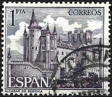 Spain 1964 - Mi 1436 - YT 1208 ( Alcazar, Segovia ) - 1931-Heute: 2. Rep. - ... Juan Carlos I