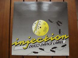 Nu Shooz – I Can't Wait (American Mix / Dutch Mix) - 1985 - 45 Rpm - Maxi-Single