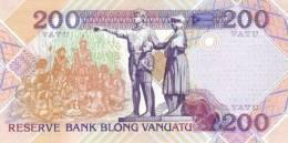 VANUATU  P. 8a 200 V 1985 UNC - Vanuatu