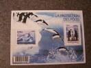 BLOC NEUF LA PROTECTION DES POLES   F 4350 - Blocs & Feuillets