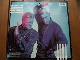 DAF – Brothers - 1985 - 45 Rpm - Maxi-Single