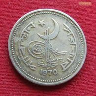 Pakistan 50 Paisa 1970 KM# 32 *V1 Paquistao - Pakistán
