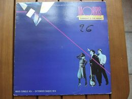 Morris  – Tonight's The Night - 1985 - 45 Rpm - Maxi-Single