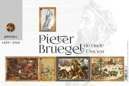 Pieter Breughel De Oude** / L'Ancien Pieter Breughel MNH / Belgie - Belgique 2019 - Bélgica