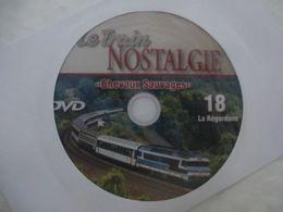 """TRAINS DVD 18 De La Régordane : """"CHEVAUX SAUVAGES"""" Locos CC 72000 - Documentari"""