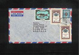 Libya 1976 Interesting Airmail Letter - Libyen