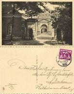 Nederland, BREDA, Ingang Koninklijke Militaire Academie (1935) Ansichtkaart - Breda
