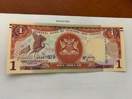 Trinidad And Tobago 1 Dollar Uncirc. Banknote 2006 #3 - Trinidad En Tobago