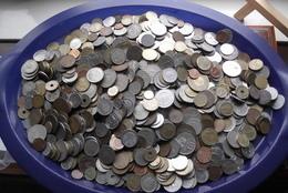 4 Kg. MONNAIES Du MONDE >>> COINS Of The WORLD >>> WERELDMUNTEN ( GROTE Variatie / Uit Verzameling ) ! - Lots & Kiloware - Coins