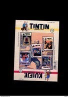 Belgie 2016 BL242 Tintin Bd Comics Strips   MNH - Bloques 1962-....