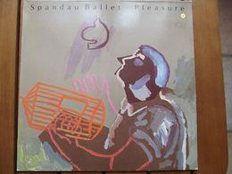Spandau Ballet – Pleasure - 1983 - 45 Rpm - Maxi-Single