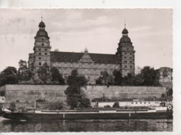 Cpa.Allemagne.Aschaffenburg.Schlob Johannisburg.1961 - Aschaffenburg