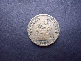 FRANCE =  UNE PIECE  DE 50 CENTIMES  1929 - G. 50 Centimes