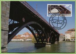MC019 Slovenia 2013 - Bridges In Slovenia Maribor - MC, Maximum Card - Slovenia