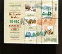 Belgie 2014 Blok Feuillet BL220 World War I The Great War 1914 Dinant Leuven Library MNH - Blocs 1962-....