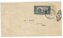 (C01) - HAITI - Y&T PA 11 - SCOTT C011 - COVER P AU P => P AU P1938 - Haiti