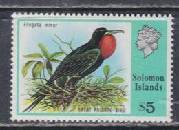 Salomon N° 324 XX  Série Courante : Oiseaux Sans Charnière, TB - British Solomon Islands (...-1978)