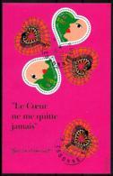 France 2000 BF - Yvert Et Tellier Nr. BF 27 - Michel Nr. Klbg. 3436/3437 Oblitération Postale - Bloc De Notas & Hojas