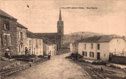 Villers Devant Orval - Rue Haute - Florenville