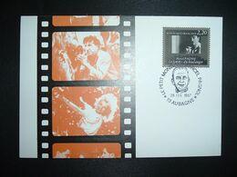 CP TP La Femme Du Boulanger 2,20 OBL.28 FEV 1987 13 AUBAGNE LE PETIT MONDE DE MARCEL PAGNOL - Film