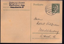 DR. Ganzsache Mi.-Nr. P 298 II  Gelaufen - Unclassified