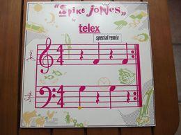 Telex – Spike Jones (Special Remix) - 1986 - 45 Rpm - Maxi-Single