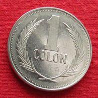 El Salvador 1 Colon 1991 - El Salvador