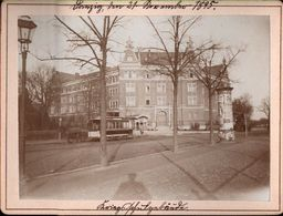 ! TOP Lot 18 Alte Fotos Auf Hartpappe, Photos, Kriegsschule Danzig, Militaria, 1895, Format 9,3 X 12,2 Cm - Danzig