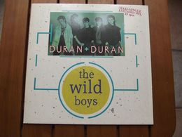 Duran Duran – The Wild Boys - 1984 - 45 Rpm - Maxi-Single