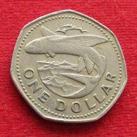 Barbados 1 $ 1973 - Barbados
