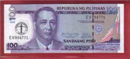 Philipines 100 Piso 2008 Pick 199 UNC - Philippines