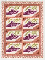 USSR (Russia) MH 5352-5355 -sheetlets - 1984 -Winter Olimpics- MNH - 1923-1991 USSR