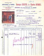 Namur Couleurs & Vernis Georges Cristel Charles Brakel 1928 (illustrée) - Belgium