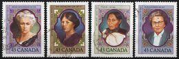 Canada - #1456-59(4) - Used - Gebraucht