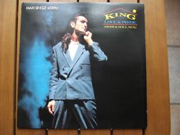 King – Love & Pride (Body & Soul Mix) - 1984 - 45 Rpm - Maxi-Single